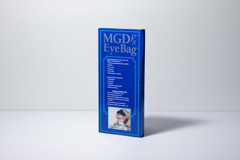 MGDRx EyeBag – lindrende øyemaske
