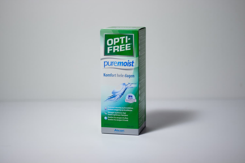 Opti-Free Puremoist – Linsevæske 300ml