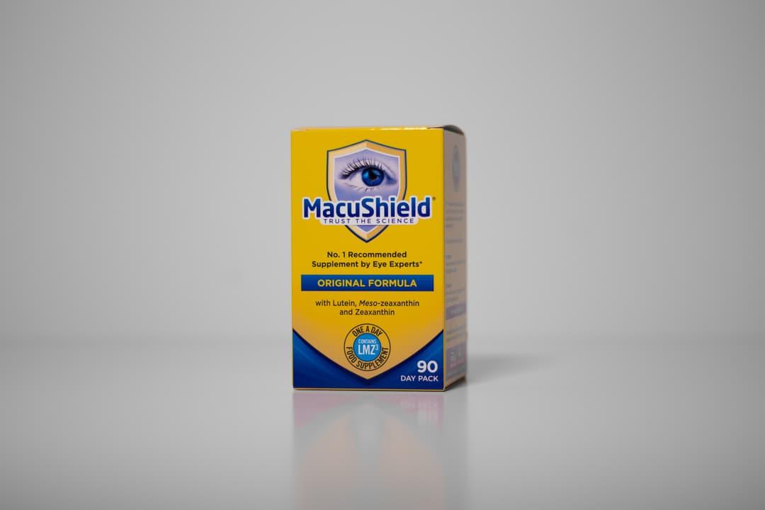 MacuShield – Kosttilskudd for øyne